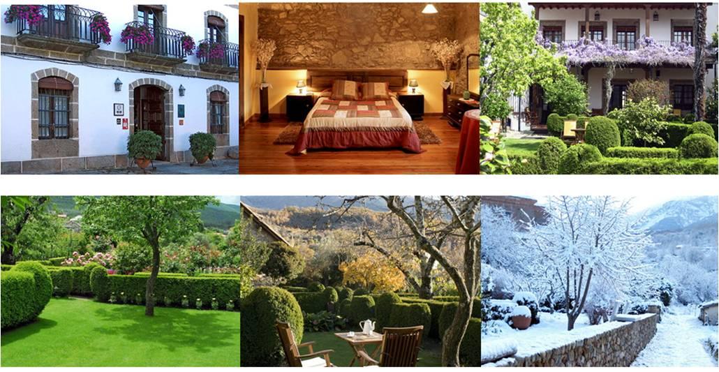 Viajes laschicasdelpool for Casa rural el jardin del convento